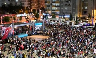 Samsun ve çevre illerde 15 Temmuz Demokrasi ve Milli Birlik Günü dolayısıyla tören düzenlendi