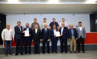 Sivasspor'da sponsorluk anlaşmaları