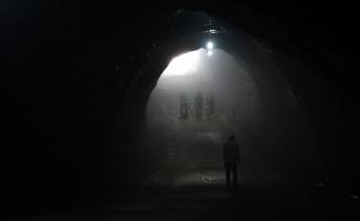 Tuz heykelleri ve farklı havasıyla Çankırı Tuz Mağarası yeniden ziyaretçilerini ağırlamaya başladı