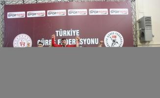 Zara Belediye Güreş, 2. Ligi 3. olarak tamamladı