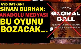 """Burhan: """"Gezi olaylarını başlatanlar 3 milyar dolar zarar verdi"""""""