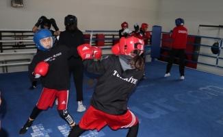 'Busenaz'ların başarısı minik boksörleri hırslandırdı