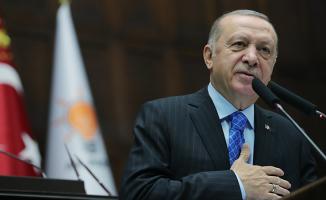 Cumhurbaşkanı Erdoğan, Türkiye'ye destek veren ülkelere teşekkür