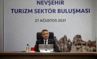 Cumhurbaşkanı Yardımcısı Fuat Oktay, Nevşehir'de