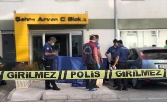 Kayseri'de 14'üncü kattan düşen 3 yaşındaki çocuk öldü