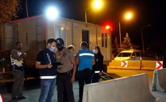 Kırıkkale'de HES kodu sorgusunda temaslı olduğu belirlenen yolcuya 4 bin 50 lira ceza yazıldı