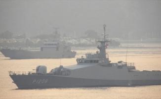Ören ve Milas bölgelerine karakol botu ve çıkarma gemisi sevk edildi