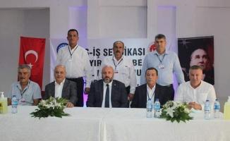TES-İŞ Sendikası Çayırhan Şubesi 12. olağan kongresi yapıldı