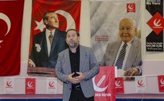 Yeniden Refah Partisi Kahramankazan İlçe Kongresi yapıldı