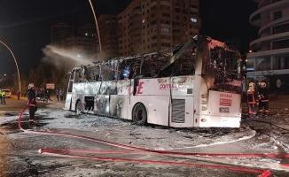 Ankara'da korkunç kaza: 1 ölü, 20 yaralı