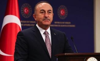 Dışişleri Bakanı Çavuşoğlu, Türk Konseyi olağanüstü toplantısının açılışında konuştu: