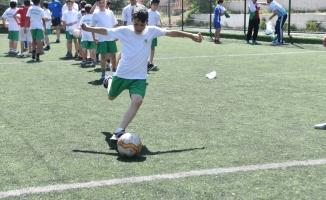 Mamak'ta 4 mevsim spor eğitimi