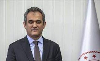 Milli Eğitim Bakanı Özer'den son dakika açıklaması