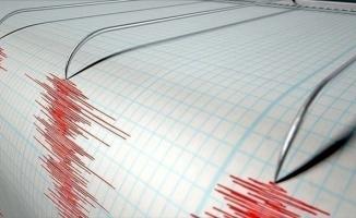 Muğla'nın Datça ilçesi açıklarında 4 büyüklüğünde deprem