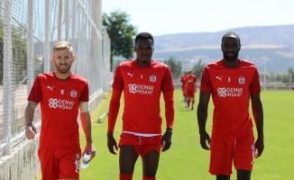 Sivasspor'da Fenerbahçe maçı hazırlıkları devam ediyor