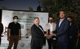 Talas Millet Bahçesi için düzenlenen tasarım yarışması sonuçlandı