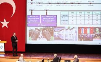 Uluslararası Türk Askeri Eğitim ve Öğretim Tarihi Sempozyumu İstanbul'da gerçekleştirildi