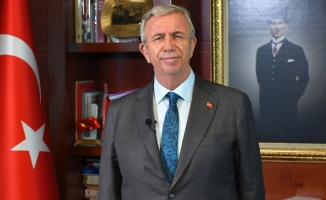 Ankara Büyükşehir Belediye Başkanı Yavaş'tan 29 Ekim Cumhuriyet Bayramı mesajı: