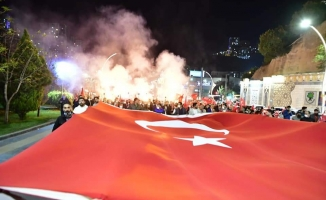 Ankara'nın, Başkent oluşunun 98. yıl dönümü Mamak'ta kutlandı
