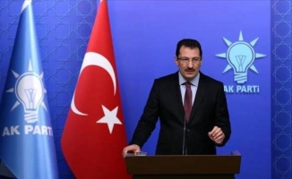 Erdoğan'ın seçimde aday olamayacağı iddiasına AK Parti'den yanıt