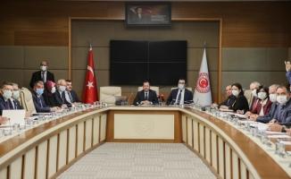 Kooperatiflere yeni düzenlemeler getiren kanun teklifi, TBMM Sanayi ve Ticaret Komisyonunda kabul edildi