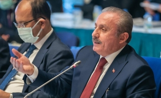 TBMM Başkanı Şentop: Temenni ederim ki yeni ve sivil bir anayasayı yapmak Gazi Meclisimize nasip olur