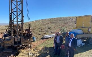 Yaylakent Belediyesi yeni su kuyuları açıyor