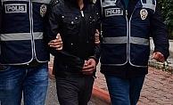 Başkentte otobüs duraklarında yankesicilik yapan şüpheli tutuklandı