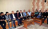 Belediye Başkanı Seçen, gazetecilerle buluştu