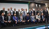 Konyaspor Kulübünün yeni başkanı Hilmi Kulluk