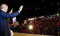Yurt dışı seçmen 'Erdoğan' dedi