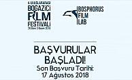 Boğaziçi Film Festivali'ne başvurular başladı