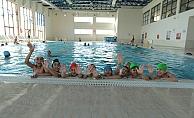 Kahramankazan'da yüzme bilmeyen çocuk kalmayacak