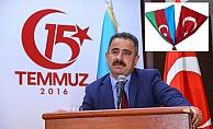 """Sinan Burhan Yazdı: """"Azerbaycan'da """"İki devlet bir medya"""""""
