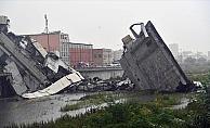 İtalya'da otoyol köprüsü çöktü: 22 ölü