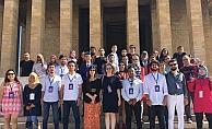 Ankara'daki Uluslararası Gençlik Çalıştayı tamamlandı