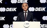 DEİK Başkanı Nail Olpak: Ayakları yere basın hayali olmayan bir program