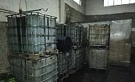Kayseri'de karışımlı kaçak akaryakıt operasyonu