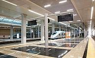 Ankara YHT Garı iki yılda 10 milyon yolcu ağırladı