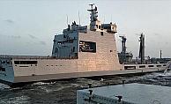 Askeri gemi Pakistan'a yeni ihracatlara kapı açtı