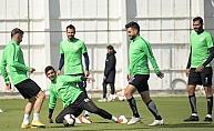 Atiker Konyaspor'da Beşiktaş maçı hazırlıkları
