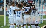 Erzurumspor tek golle kazandı
