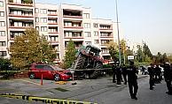 Ankara#039;da Dehşeti Yaşattı! Psikolojik Sorunları Varmış!