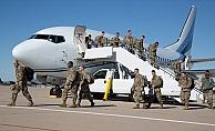 ABD'den Meksika sınırına askeri yığınak
