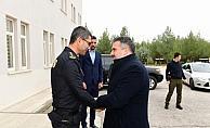 AÜ Rektörü Prof. Dr. Çomaklı'dan Diyarbakır'a ziyaret