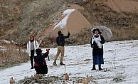 Kapadokya'da