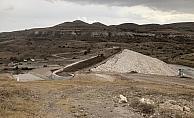 Kayseri'de Ebulhayır Barajı'nda su tutulmaya başlandı