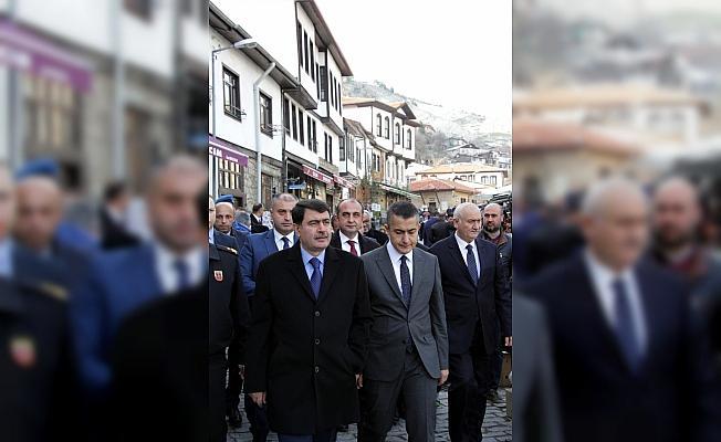 Ankara Valisi Şahin, Beypazarı'nı ziyaret etti