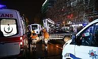 Başkentte trafik kazaları