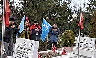 Doğu Türkistan için yürüyorlar